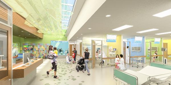 Paeds Emergency Rendering